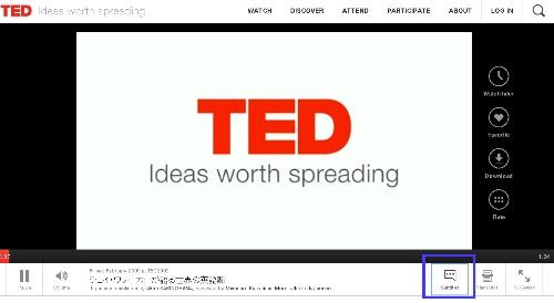 ted字幕