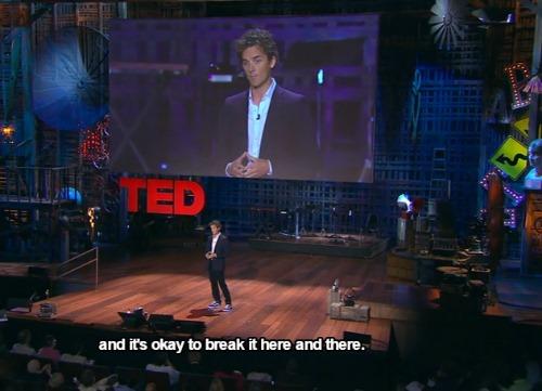 TED菜食主義のすすめ