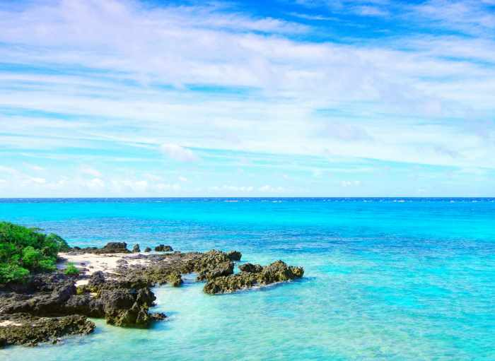 美しい海岸