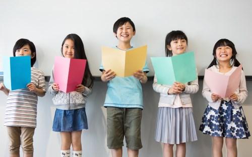 5人の子供たち
