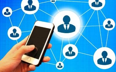 スマートフォンのネットワーク