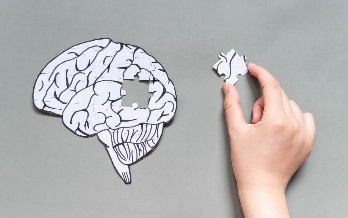 脳みそのパズル