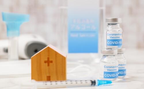新型コロナウイルスの薬